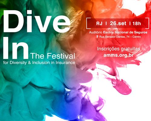AMMS no Dive IN Festival - Rio de Janeiro